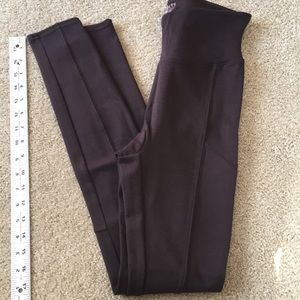 Assets by Spanx size small brown legging